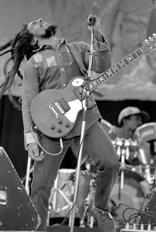 Storia dei dreadlocks su Dreadhead Italia: Bob Marley