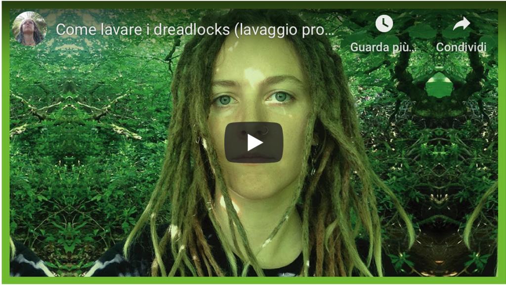 Come lavare i dreadlocks - Dreadhead Italia