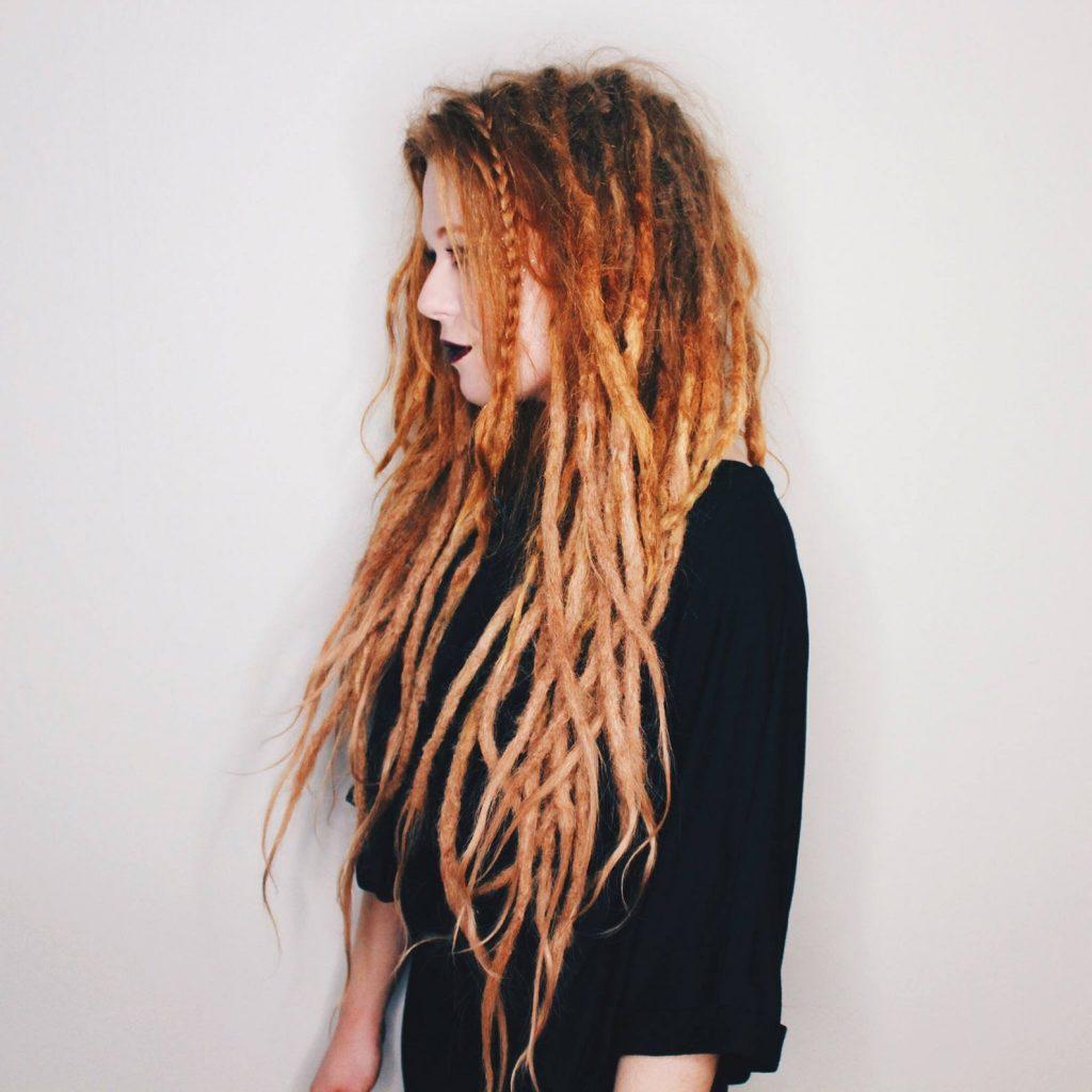 Elise Buch - spessore naturale dei dread