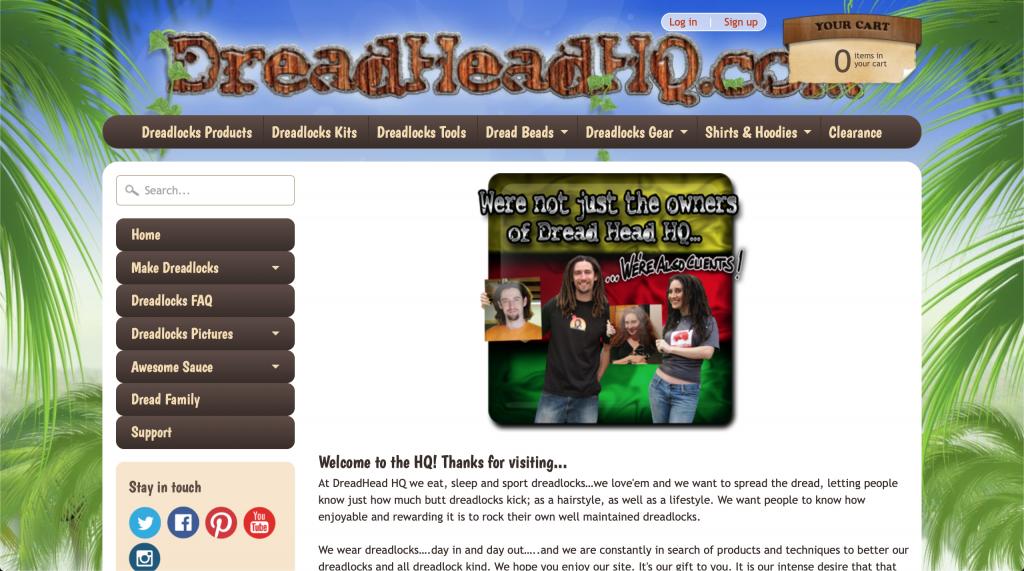 Risorse in inglese - Dreadhead Italia - DreadHeadHQ