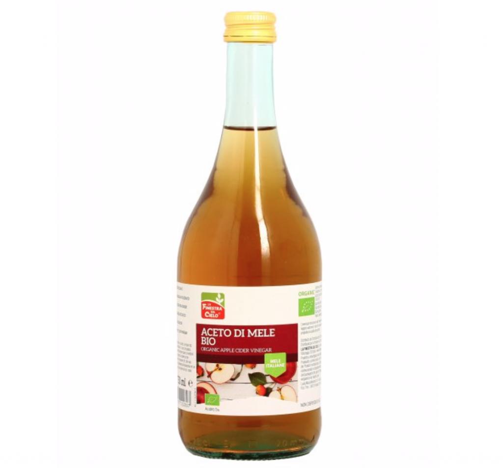 Prodotti: pulizia e cura dei dread - aceto di mele