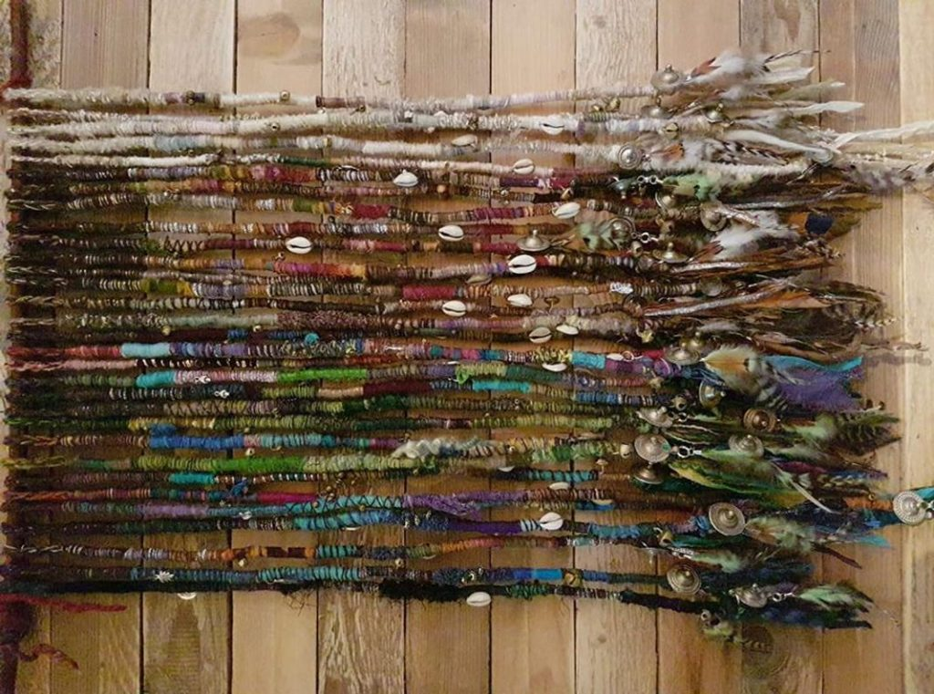 Decorazioni per dreadlocks - Tinker Tailor